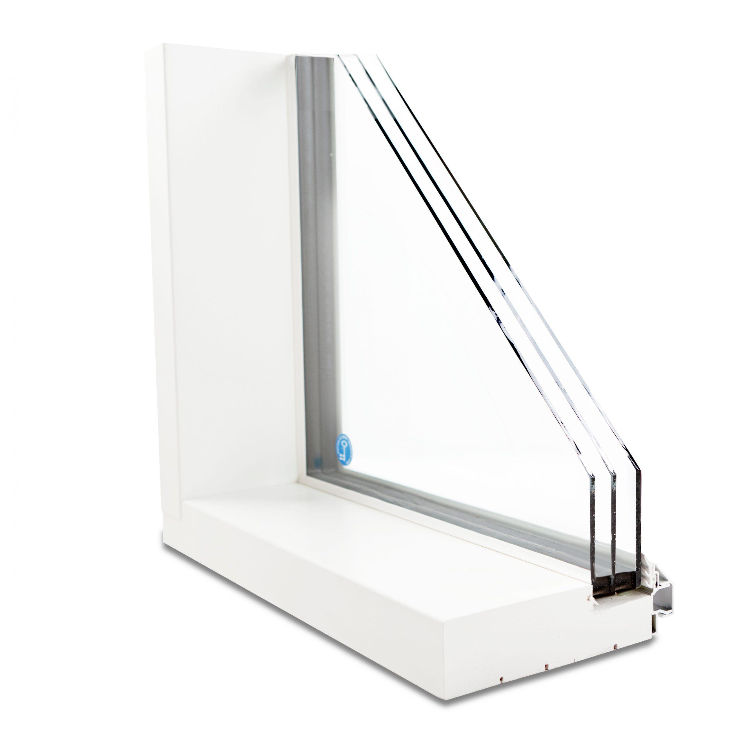 Fenestra ikkuna kiinteä A1